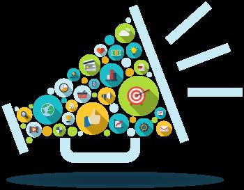 Digital Marketing Megaphone