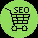 Search Engine Optimisation Icon 02